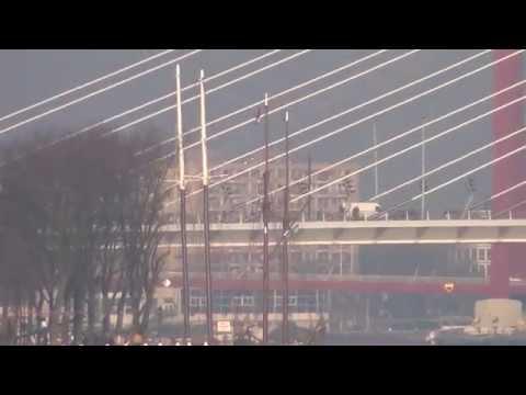 Port of Rotterdam, waalhaven, 1080-50p camera test pt1