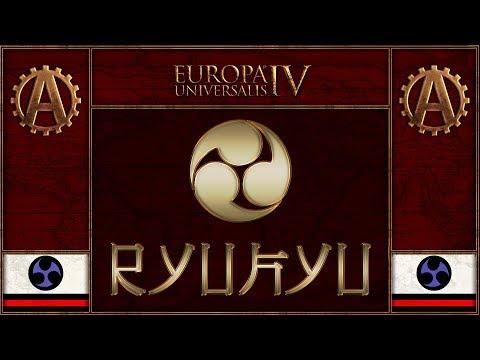 EU4The Three Mountains Ryukyu World Domination Finale - Europa Universalis 4 Rights of Man