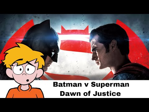 Batman v Superman: Dawn of Justice - REVIEW (Confused Matthew Reviews)