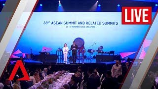 [LIVE HD] ASEAN Summit 2018 gala dinner