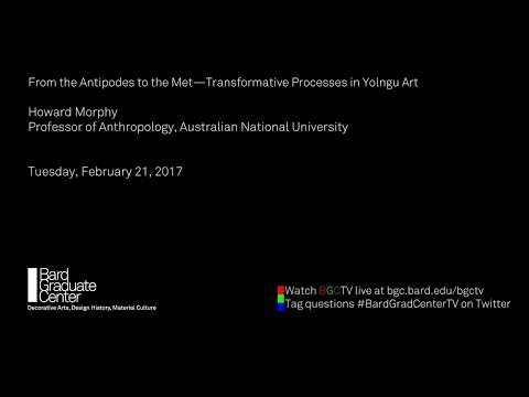 From the Antipodes to the Met—Transformative Processes in Yolngu Art