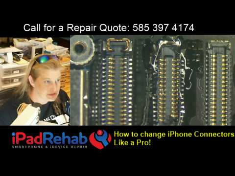 How to change an iPhone connector like a pro