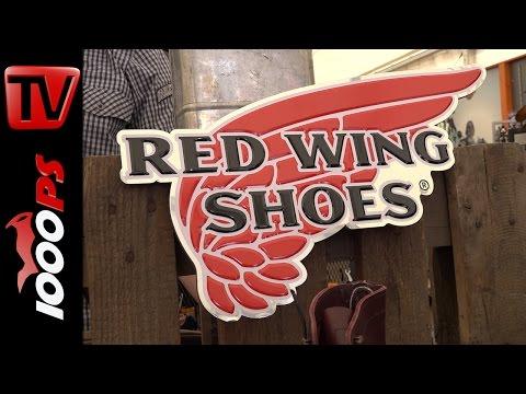 Red Wing Shoes 2015 | European Bike Week 2015