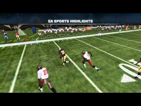 Madden 12 l 2/3 Rashean Mathis Interception Same Game