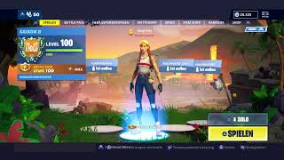 "Fortnite""Aura + Gild Skin""Presentation + Gameplay"""