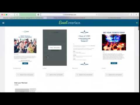 Eventinterface Introduction