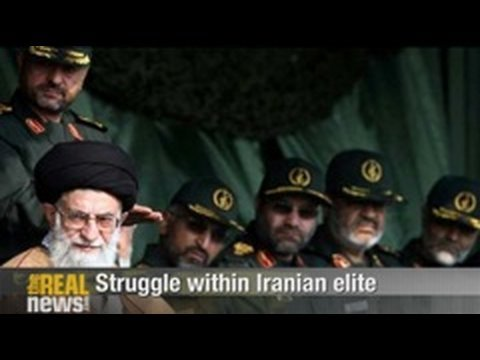 Struggle within Iranian elite