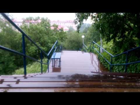 ЧестныйВлог - Североморск, трапы, дождь