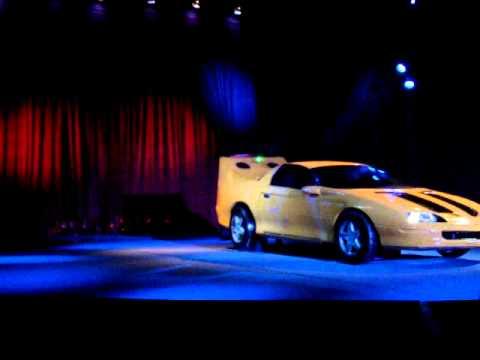 auto transformers- American Circus