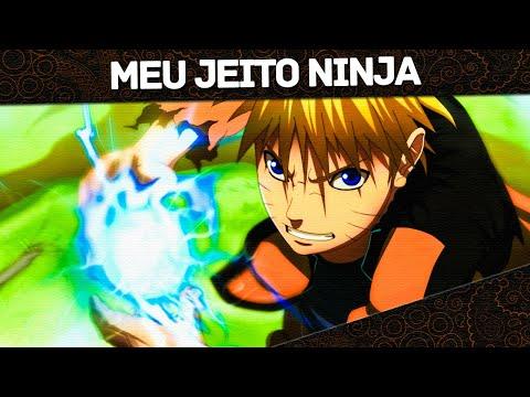 Rap Do Naruto: Meu Jeito Ninja