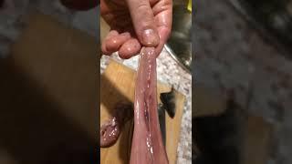 Селедка с глистами
