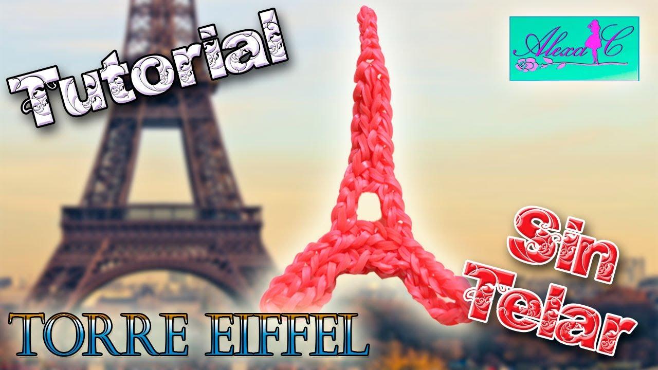 foto de Tutorial: Torre Eiffel de gomitas (sin telar) ♥ YouTube