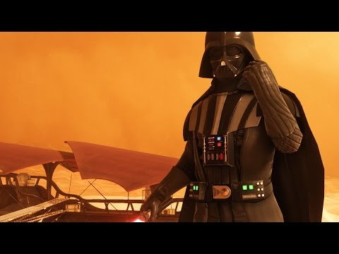 Star Wars Battlefront Hero Battles Mode
