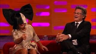 Sia talks about co-writing her new single with Adele - The Graham Norton Show: Episode 11 - BBC One