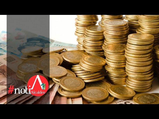 NotiAlcaldes: Transferencia de recursos a estados y municipios será cada mes