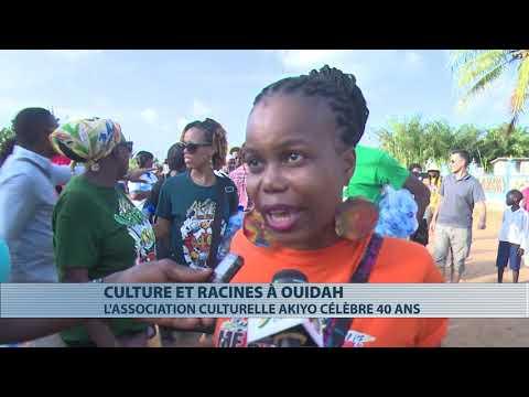 Culture : l'association culturelle Akiyo célèbre ses 40 ans à Ouidah