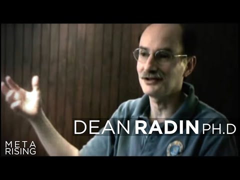 Dean Radin on Consciousness -Interviewed by Adrian David Nelson