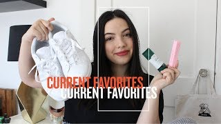 MY FIRST BEAUTY VIDEO?! | Current Favorites | Paola Kassa