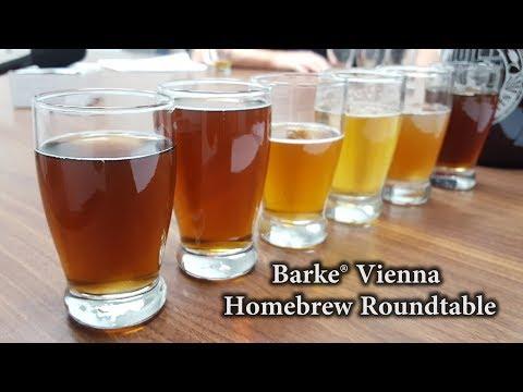 Barke® Vienna Homebrew Roundtable