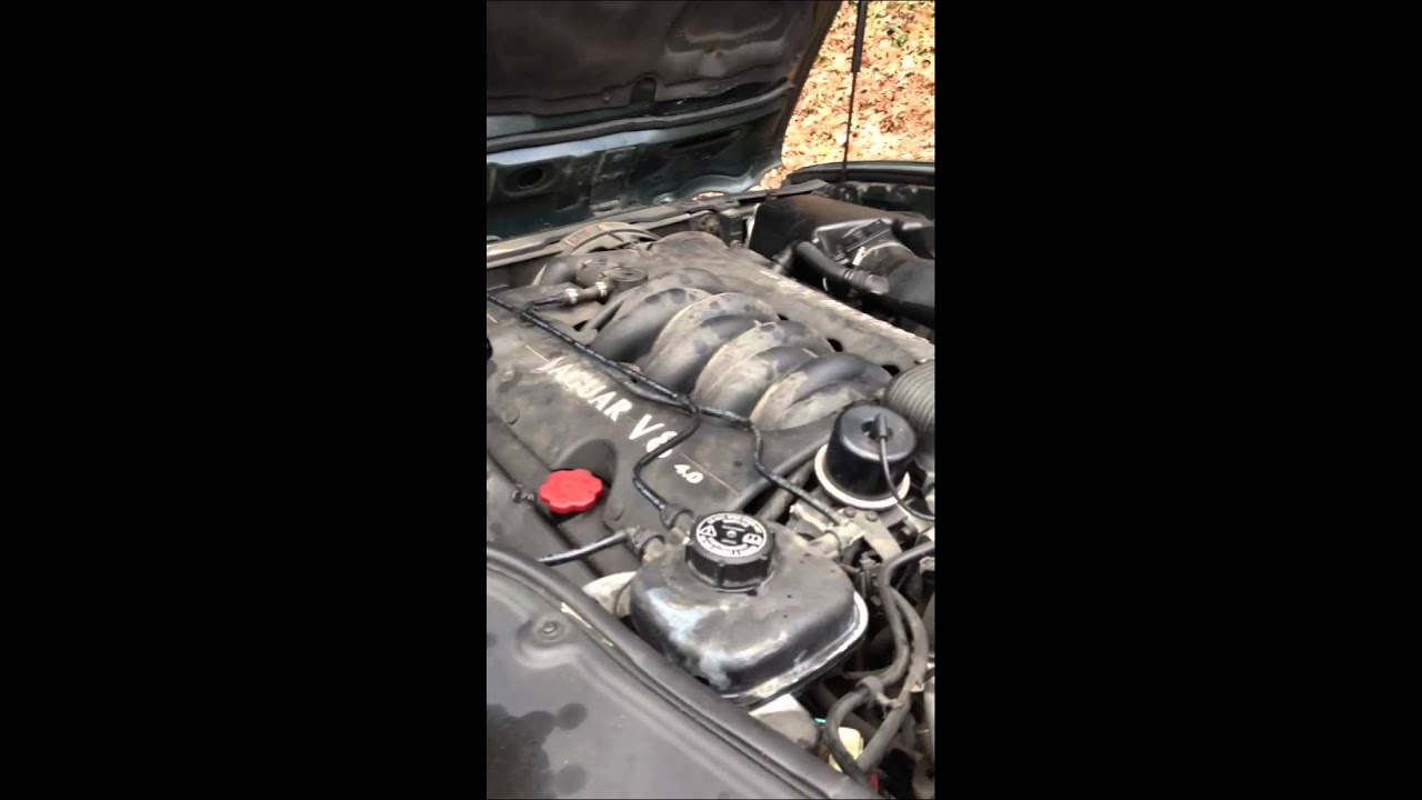 engine running rough jaguar 1998 xj8 [ 1280 x 720 Pixel ]