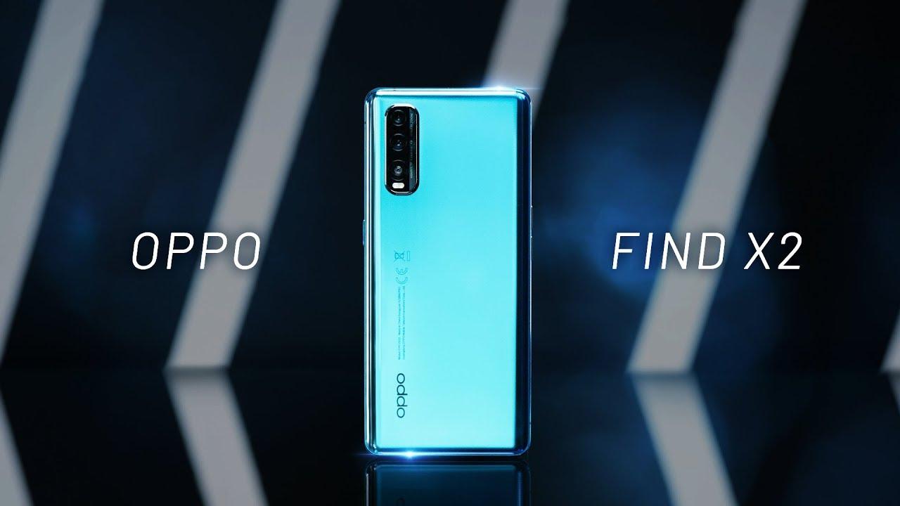 Đánh giá chi tiết OPPO Find X2