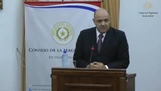 42 - JOSE IGNACIO GONZALEZ MACCHI - Audiencia Pública para Fiscal General del Estado