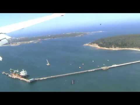 Australia Sydney Mascot Airport Landing