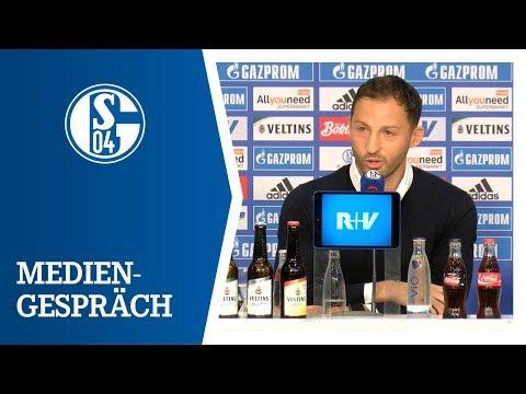 PK vor dem Heimspiel gegen RB Leipzig