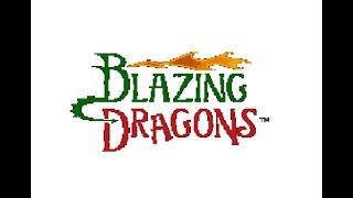 Walkthrough FR l Blazing Dragon l Sega Saturn l Intro