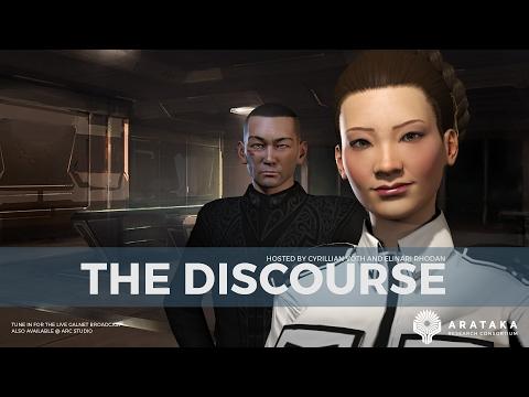 The Discourse - Myrskaa City Quarantined Under Nano-Dome