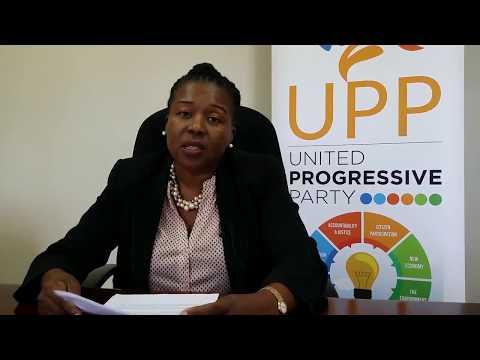 Lynette Eastmond - Budget Reply (Full)   United Progressive Party (Barbados)