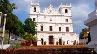 GOA On Wheels No 8  Aldona to Corjuem Fort Goa, India