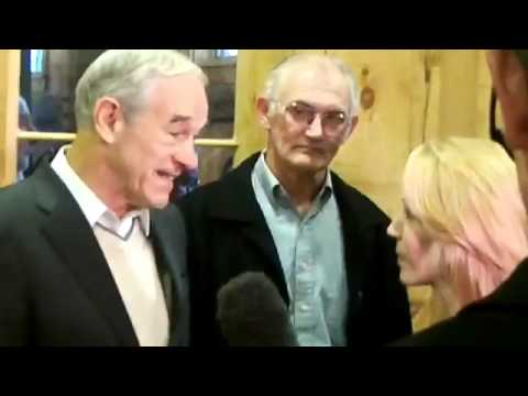 Ron Paul And Jesse Benton End Interview Early With CNN Political Correspondent Dana Bash