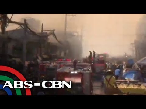 Fire razes residential area in Quezon City | 20 March 2019