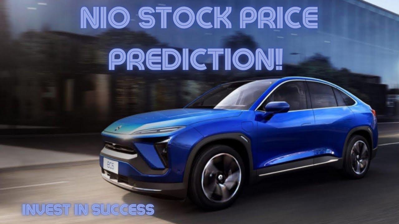 Download MASSIVE NIO STOCK PRICE PREDICTION-NIO STOCK HITTING $100? | Buy NIO Stock At $57?