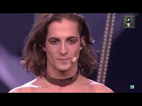 Xfactor 2017 Italy  Live06 Maneskin -  Kiss This