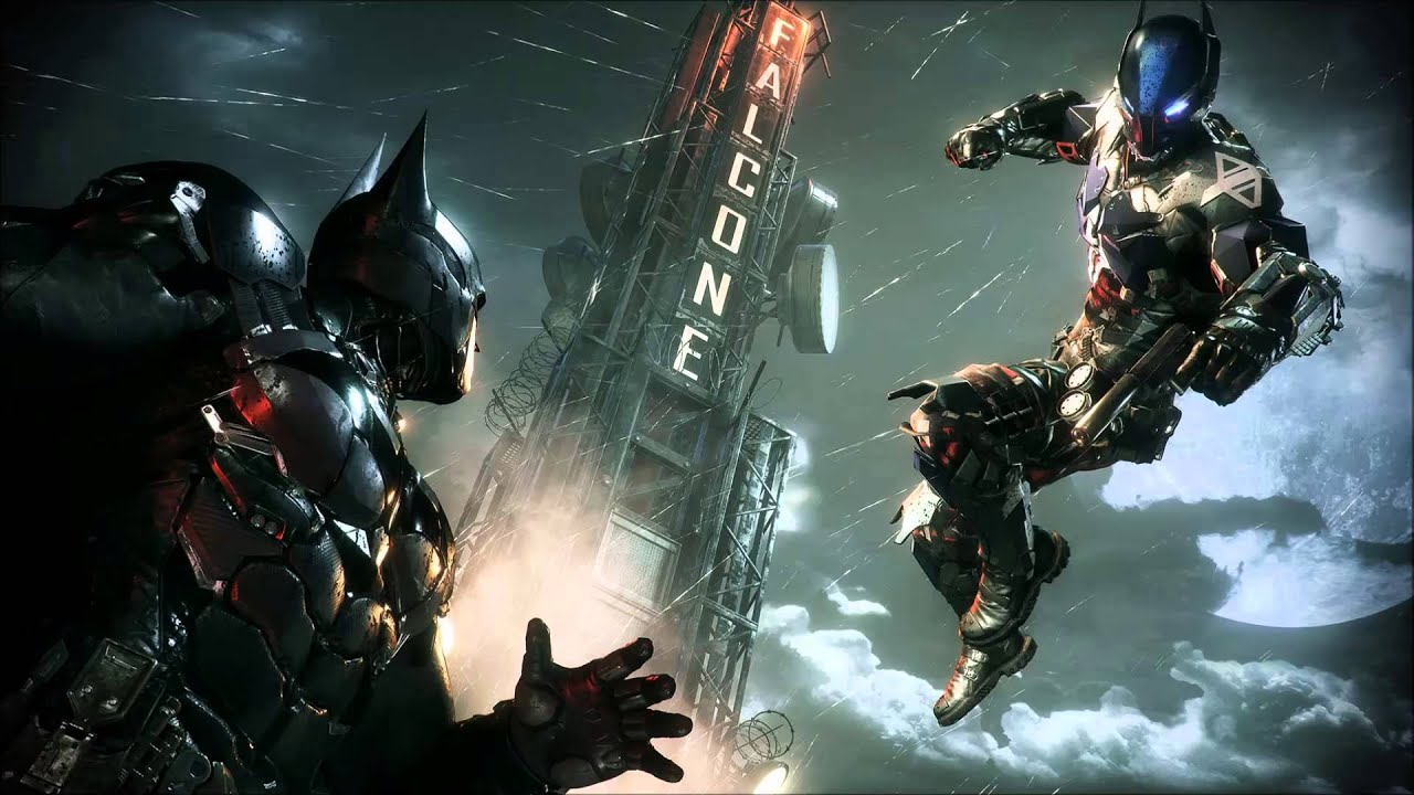 Batman Arkham Knight Soundtrack - Invasion (with Intro)