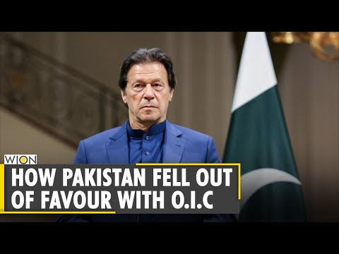 How Pakistan fell out of favour with O.I.C   Organisation of Islamic co-operation   WION News