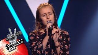 Sari - 'Clown' | Blind Auditions | The Voice Kids | VTM
