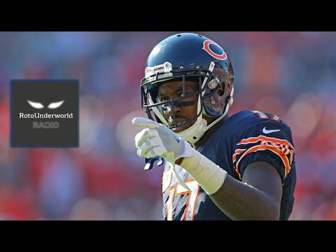 Alshon Jeffery is as underrated as Brandin Cooks is overrated in fantasy football leagues