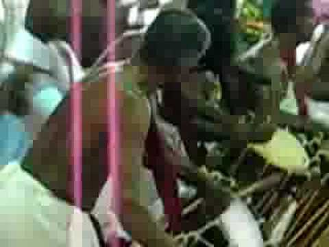 Nakapuzha Ettu Nombu Thirunnal, Vadyamelam