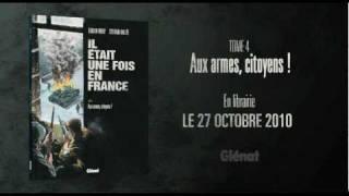 bande annonce de l'album Aux armes citoyens !
