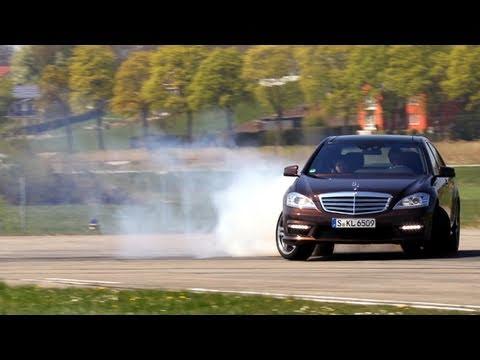 Mercedes S 65 AMG - 630 PS Im Test
