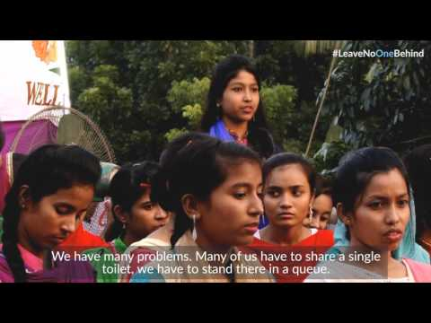 Leave No One Behind - Sanitation and Hygiene in South Asia