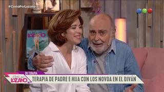 Terapia de padre e hija con Pepe y Laura Novoa - Cortá por Lozano 2019