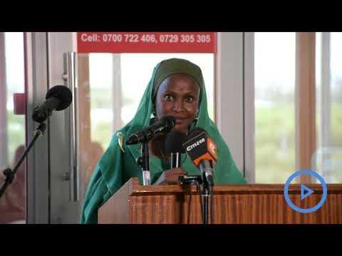 Isiolo Senator Fatuma Dullo on Supreme Court rulling