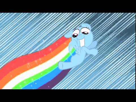 My Little Pony FriendShip Is Magic - How Rainbow Dash Got Her Cutie Mark [HD]
