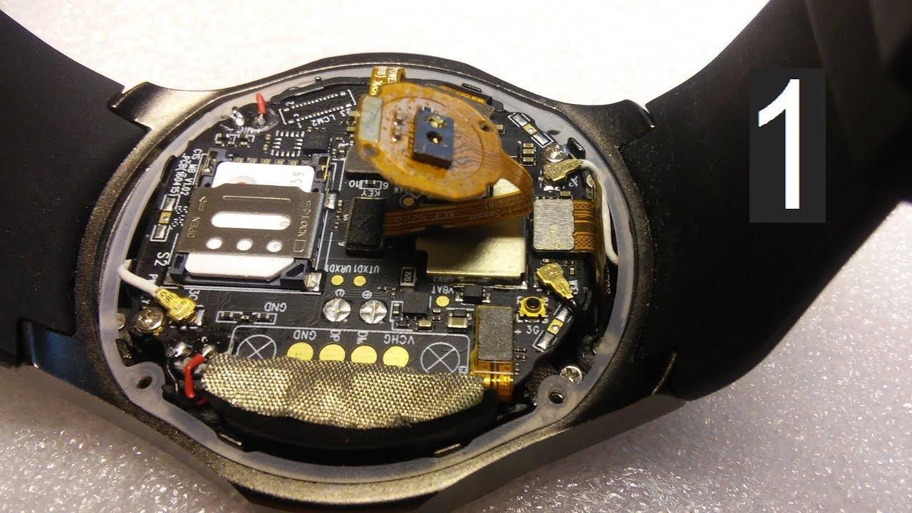 Ремонт умных часов Garmin в Питере