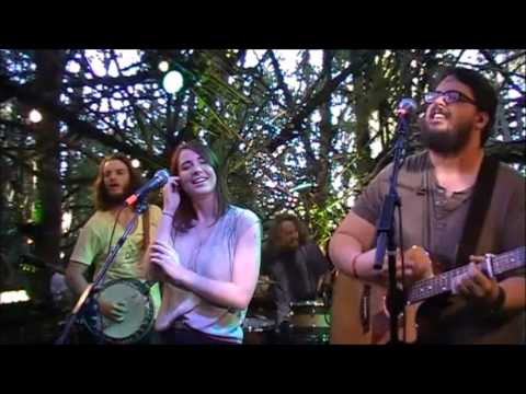The Oh Hellos @ Pickathon Woods stage, 2016