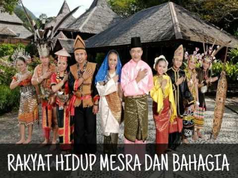 Lagu Ibu Pertiwiku : Sarawak State Anthem